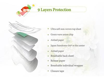 Sanitary Napkin Pad (1)